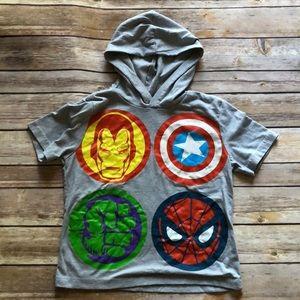 Marvel superhero T-shirt